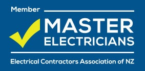 New Zealand Registered Master Electrician